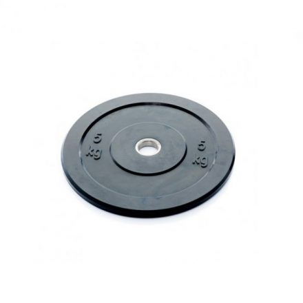 Muscle Power Olympische bumper plate 5kg