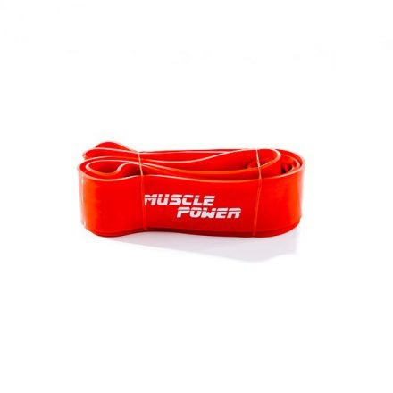 Muscle Power XL power band oranje (Super Heavy)
