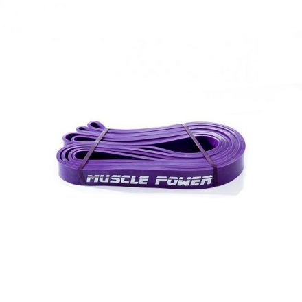 Muscle Power XL power band paars (Medium)