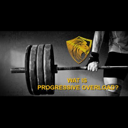 Wat is progressive overload?