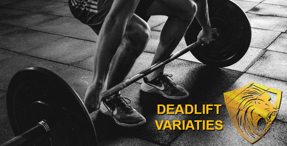 Varieer je deadlift voor maximaal resultaat!