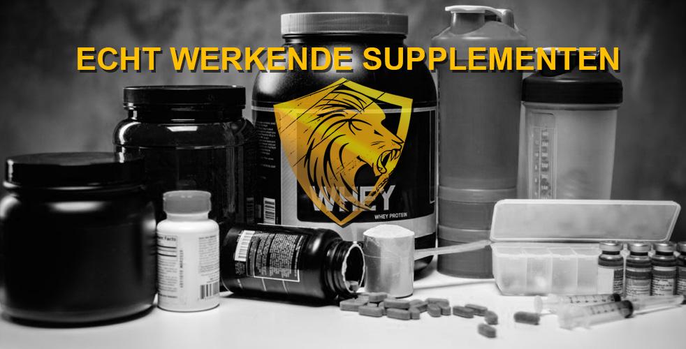Welke supplementen werken nou echt?