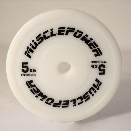 50 mm HDPE Technique Plate 5 kg