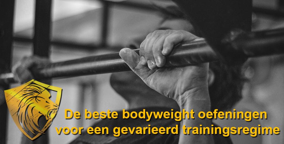 De beste bodyweight oefeningen voor een gevarieerd trainingsregime
