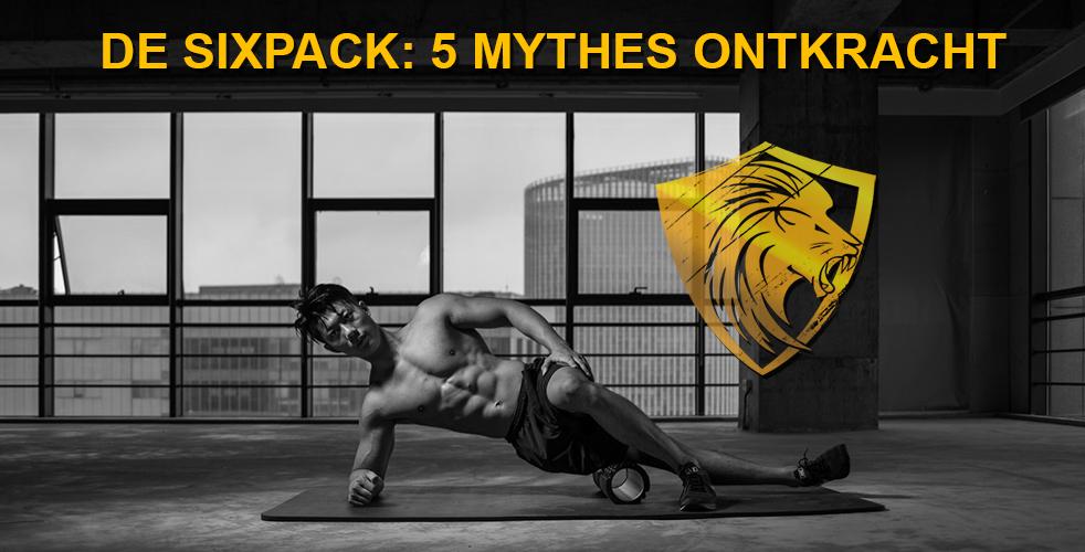 De sixpack: 5 mythes ontkracht