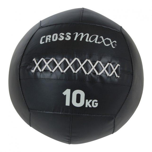 Crossmaxx® PRO wall ball 10 kg -  zwart
