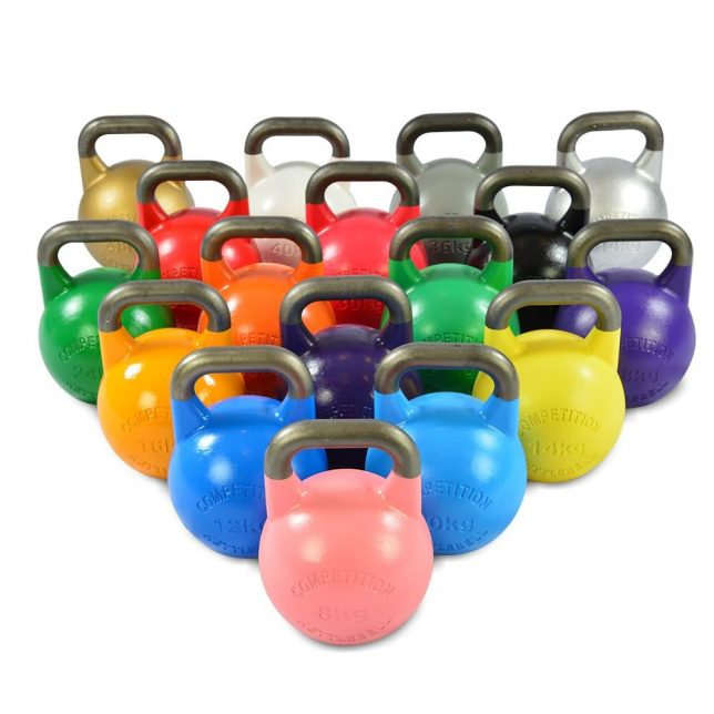 Body-Solid Competition Kettlebells