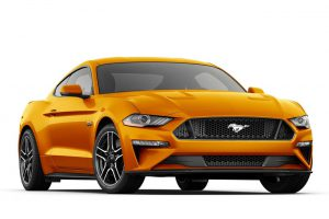 Ford Mustang GT 2018 Edition