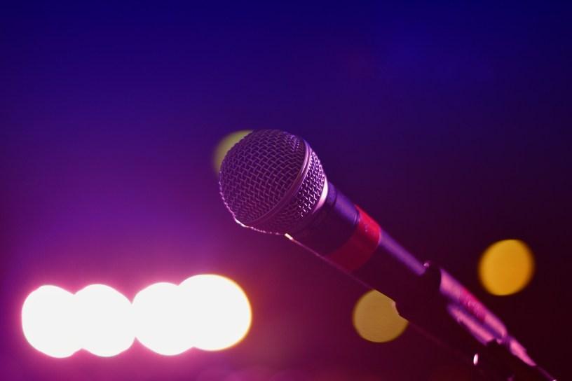 Mikrofon Symbolbild Castingshow