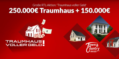 Traumhaus Gewinnspiel RTL
