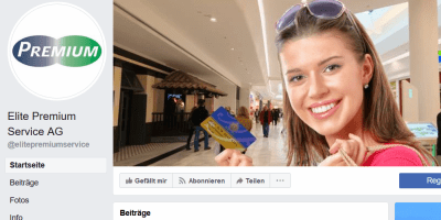 Elite Premium Service AG auf Facebook