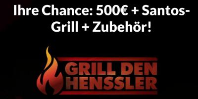 VOX Grill den Henssler Aktuelles Gewinnspiel winario