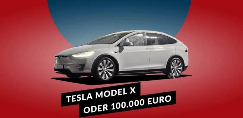 Pro7 Sat1 Tesla Gewinnspiel