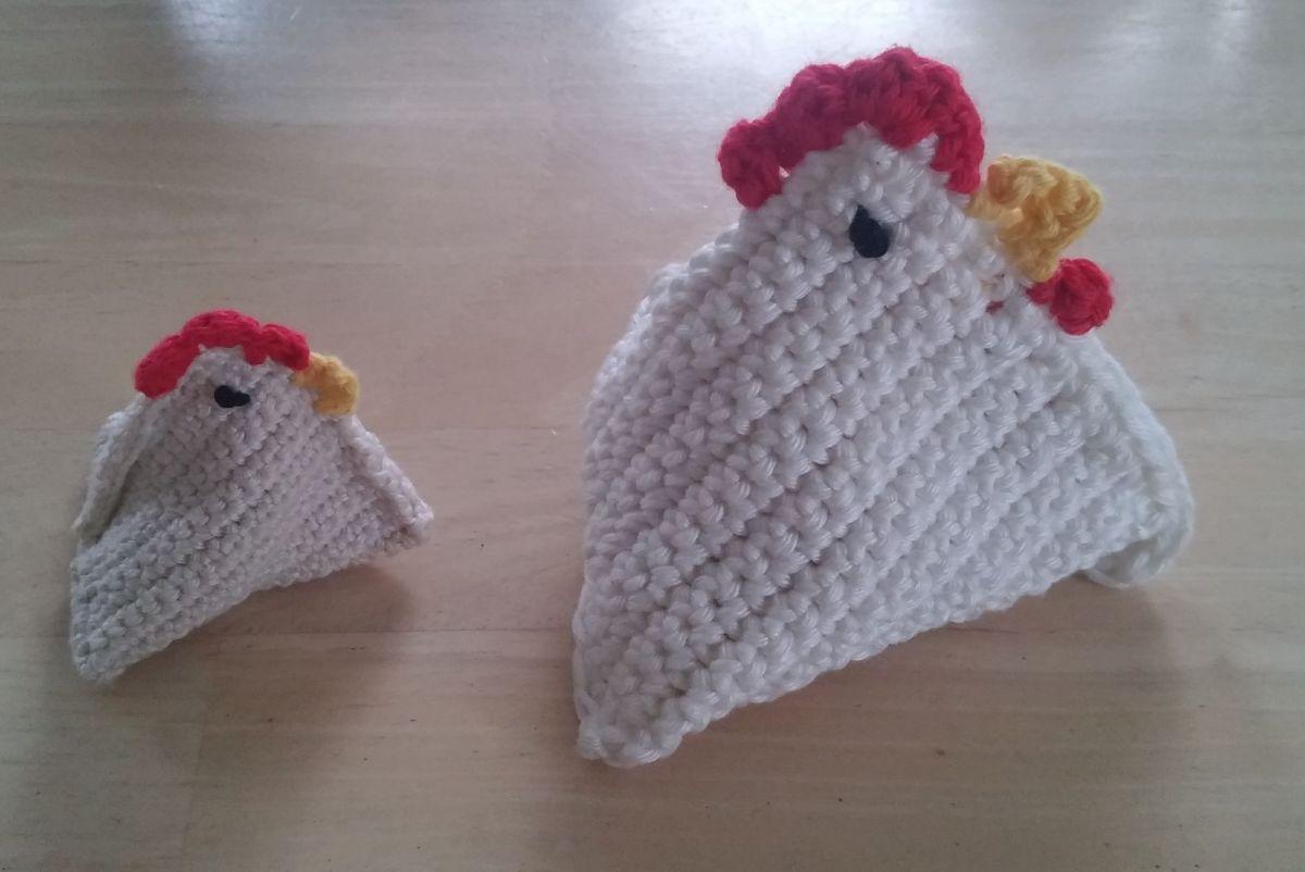 Paasknutsel: Een kippetje haken | DIY