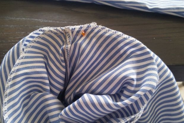 restyle men's shirt DIY (16)