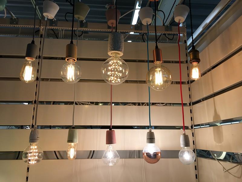 zelf een lamp maken 1