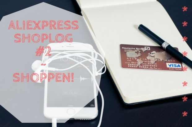 AliExpress Shoplog
