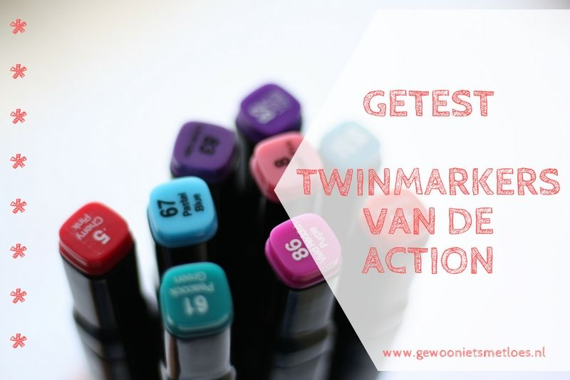 Twinmarkers van Action | GETEST