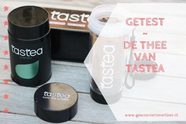 Getest _ Thee van Tastea