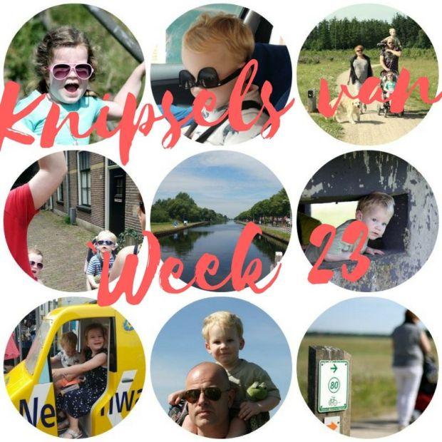 Knipsels van week 23