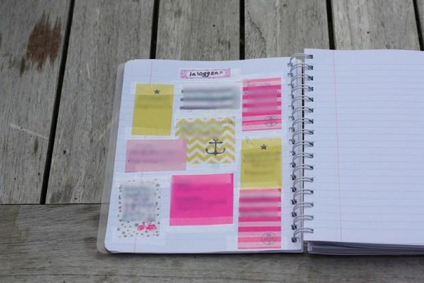 blogplanner maken (5)-