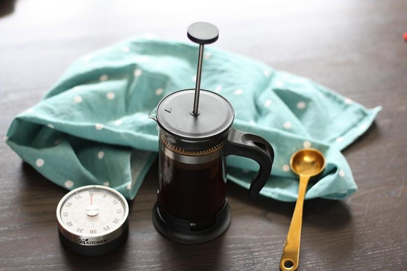 koffie maken met een cafetiere (2)-