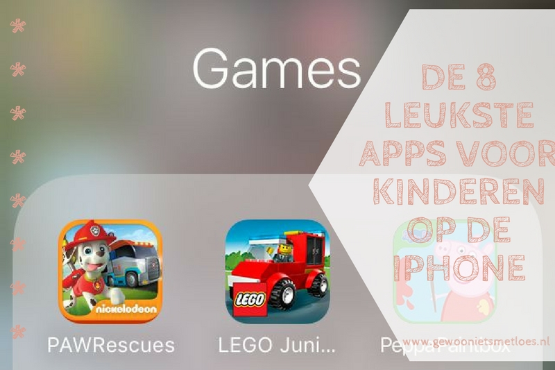 [:nl]8 leukste apps voor kinderen op de iPhone[:]