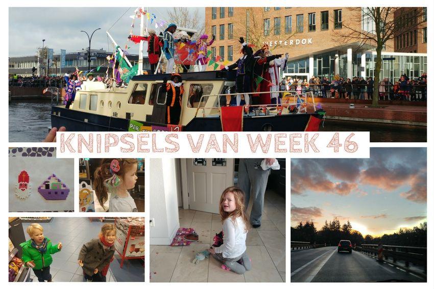 [:nl]Knipsels van week 46: naailes, Sinterklaas en een nichtje[:]