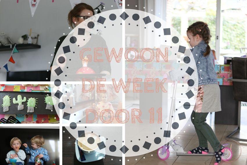 [:nl]Gewoon de week door 11: shoppen bij DM en Lize's verjaardagsfeest[:]