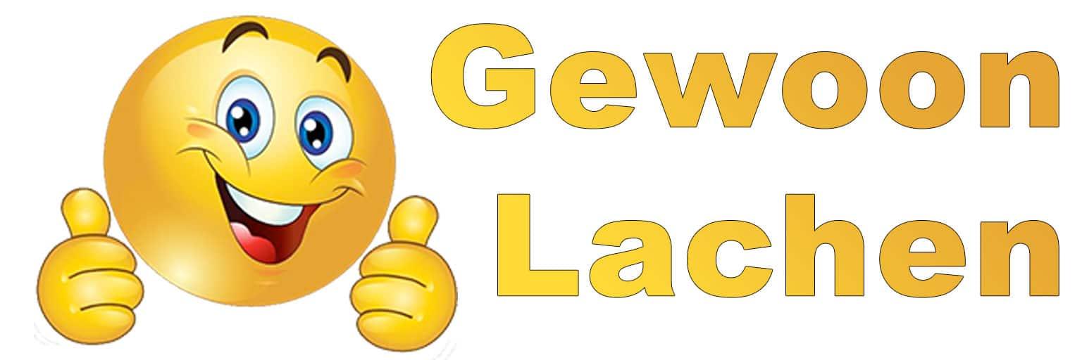 Gewoon-Lachen-tekst