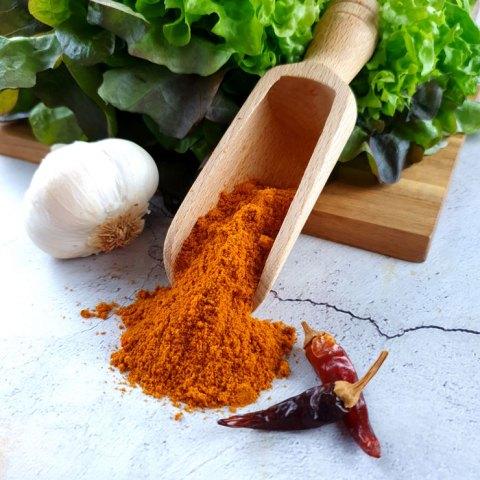 scharfer Madras Curry
