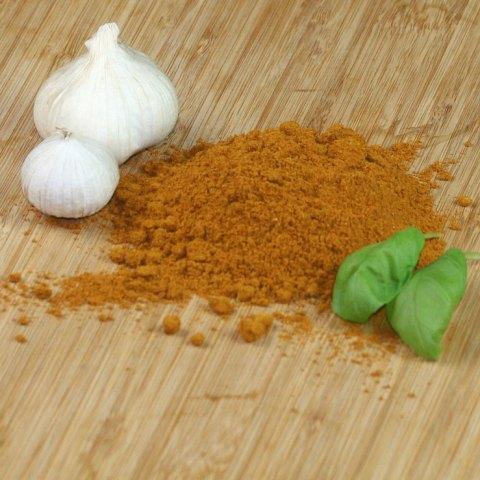 Curry Java scharf