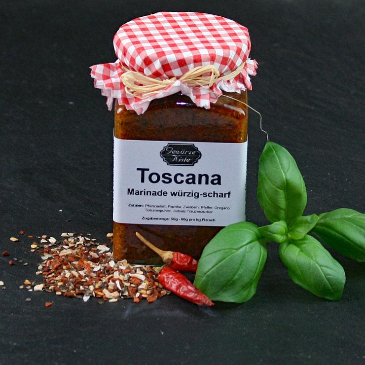 Marinade Toscana