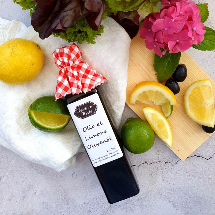 Olio al Limone Oliven Öl