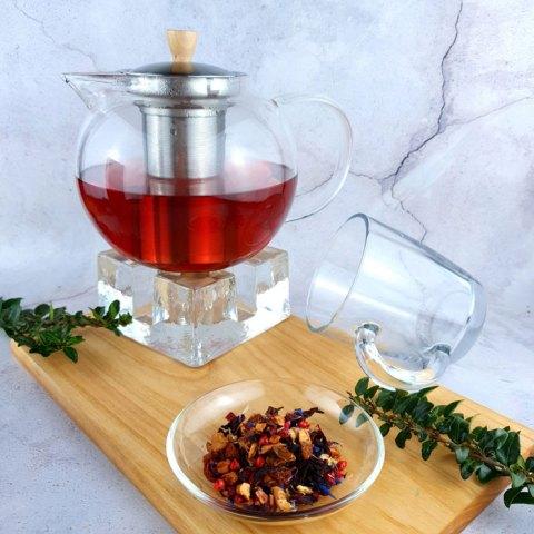 Himbeerkus Tee