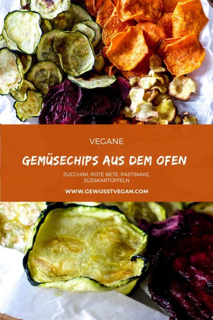 Rezept Gemüsechips