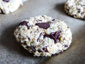 Cookies backen vegan
