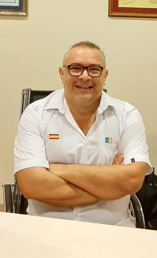 Massimo Calarco, perito experto en tasación de barcos y embarcaciones de recreo en Tenerife