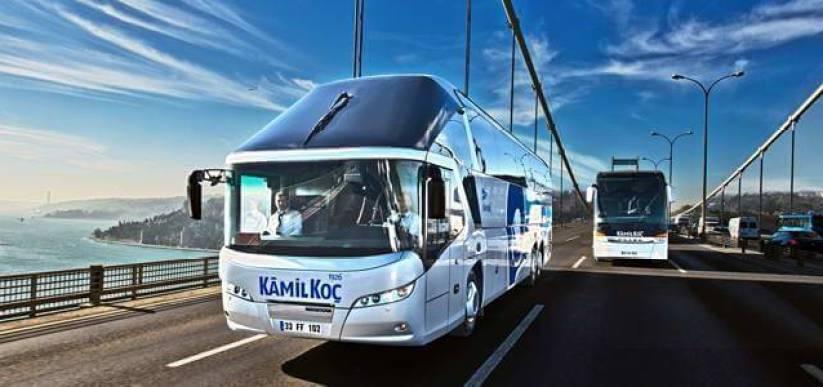 Olimnpos'a Giden Otobüs Firmaları