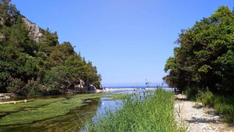 Olimpos göl