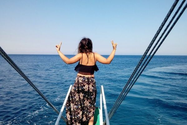 Sulu Ada Fotoğrafları ve Adrasan Koylar