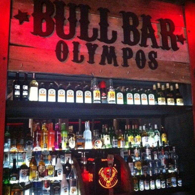 Olimpos Barları