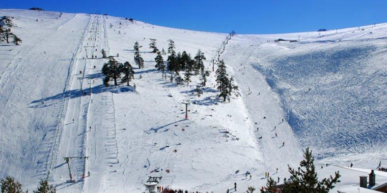 İstanbula Yakın Kayak Merkezleri