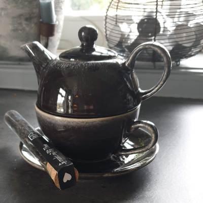 Teatube: Dikke Knuffel thee