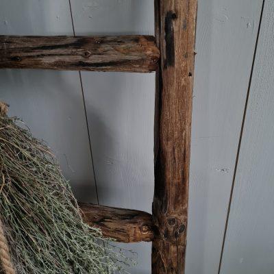 Houten ladder 120cm