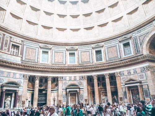 Rome Pantheon Italy