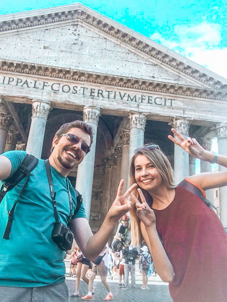 Rome Pnatheon
