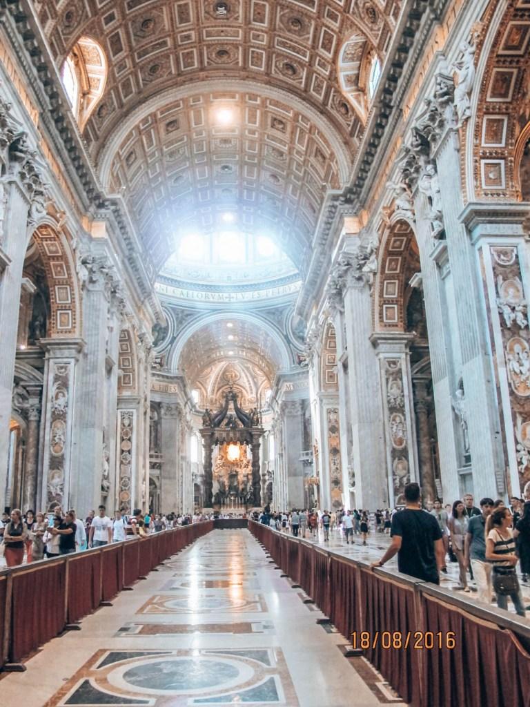 Vatikan Gezilecek Yerler Müzeler