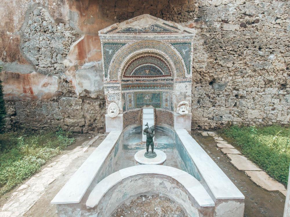 Pompei Çeşmeleri