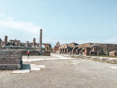 Pompei'nin Gerçek Hikayesi
